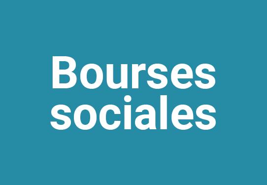 bourses sociales